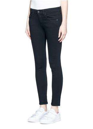 正面 -点击放大 - RAG & BONE/JEAN - capri单色中腰修身长裤
