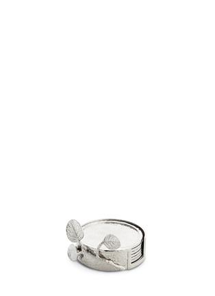 首图 - 点击放大 - MICHAEL ARAM - 植物枝叶装饰杯垫套组