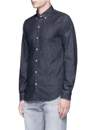 正面 -点击放大 - DENHAM - RHYS棉质牛仔布衬衫