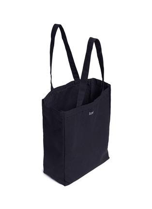 细节 - 点击放大 - ICNY - 品牌标志纯棉布袋