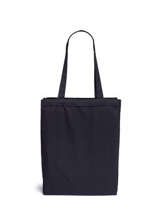 背面 - 点击放大 - ICNY - 品牌标志纯棉布袋