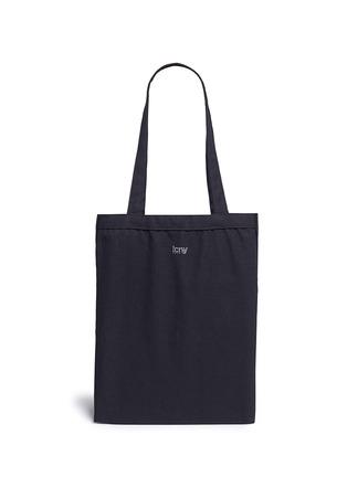 首图 - 点击放大 - ICNY - 品牌标志纯棉布袋