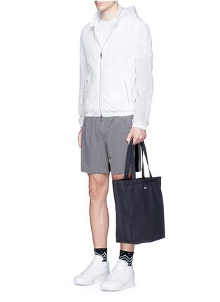 模特儿示范图 - 点击放大 - ICNY - 品牌标志纯棉布袋