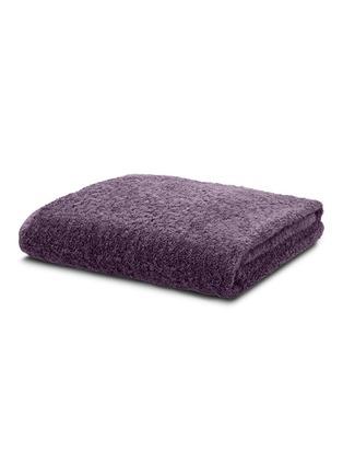 首图 - 点击放大 - ABYSS - Super Pile bath towel — Purple