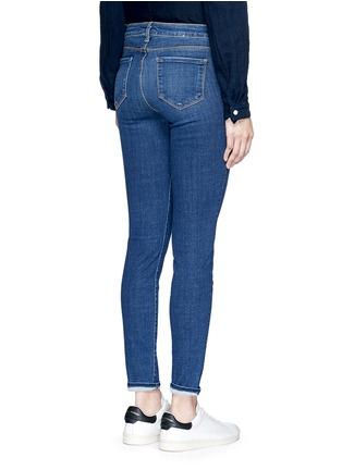 背面 - 点击放大 - L'AGENCE - THE BRIGITTE中腰修身牛仔裤
