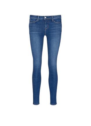 首图 - 点击放大 - L'AGENCE - THE BRIGITTE中腰修身牛仔裤