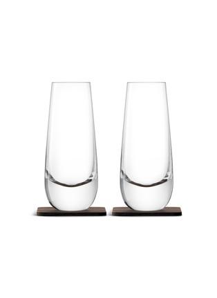 首图 –点击放大 - LSA - Whisky Islay高玻璃杯连杯垫套装