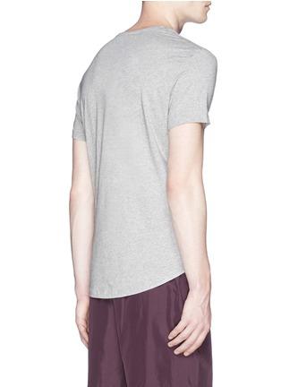 背面 - 点击放大 - ORLEBAR BROWN - 'OB T' Abu Dhabi Aerial print T-shirt