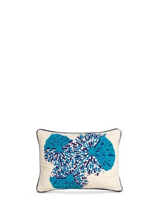 首图 –点击放大 - JONATHAN ADLER - Jaipur刺绣串珠靠垫