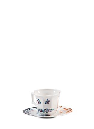 首图 –点击放大 - SELETTI - Hybrid Leonia coffee cup and saucer set