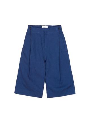 首图 - 点击放大 - FFIXXED STUDIOS - 中性款七分阔腿裙裤