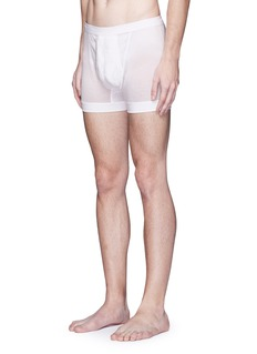 ZIMMERLI 252 Royal Classic丝光棉平脚内裤