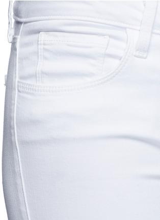 细节 - 点击放大 - L'AGENCE - THE CHANTAL低腰修身长裤