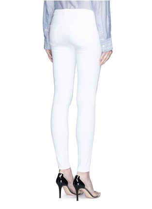背面 - 点击放大 - L'AGENCE - THE CHANTAL低腰修身长裤