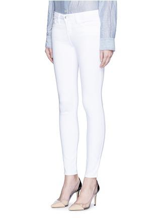 正面 - 点击放大 - L'AGENCE - THE CHANTAL低腰修身长裤