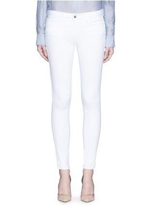 首图 - 点击放大 - L'AGENCE - THE CHANTAL低腰修身长裤