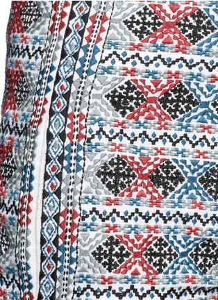 细节 - 点击放大 - TALITHA - 民族风格刺绣纯棉短裤
