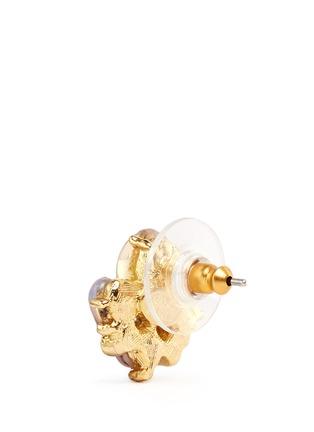 细节 - 点击放大 - KENNETH JAY LANE - 仿蛋白石耳环