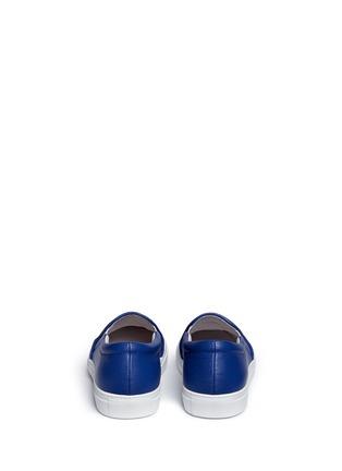 背面 - 点击放大 - JOSHUA SANDERS - 凹凸数字装饰平底便鞋